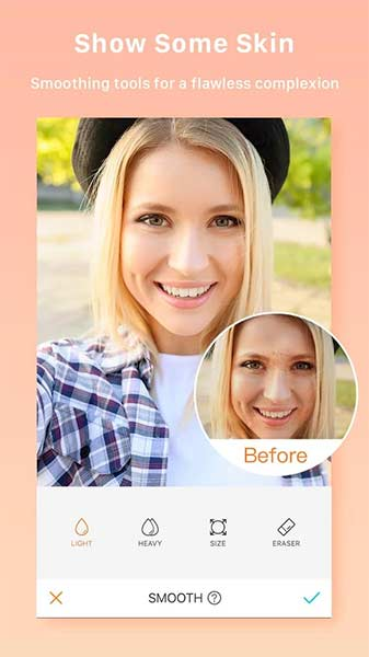 15+ Best Selfie Beauty and Retouching Apps - iLOLS