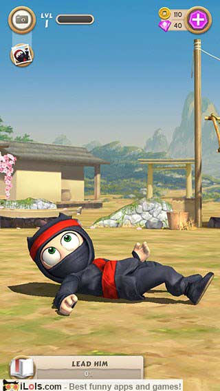 clumsy-ninja-game