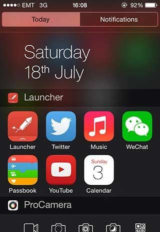 launcher-notification-center-widget-app
