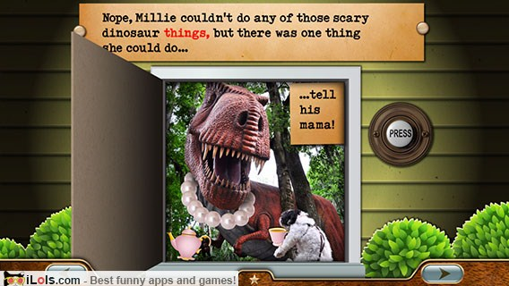 millies-dinosaur-adventure-book